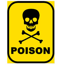 is fioricet harmful materials poisonous