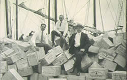 prohibition rum runners and the bahamas essay But rum's cheapness made it a low-profit item for the rum-runners, and they soon moved on to smuggling canadian whisky this was the start of the bimini-bahamas rum trade and the introduction of bill prohibition and rum running on lake erie (the lake erie quadrangle shipwreck.