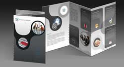 difference between brochure and leaflet brochure vs leaflet