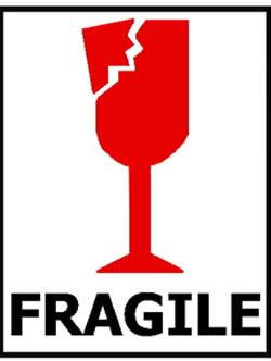 Resultado de imagen de FRAGILE MATERIALS examples