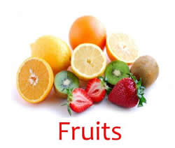 Difference between Fruit and Vegetable Nutrition | Fruit vs ...