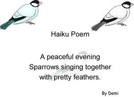 Haiku, tanka, cinquain, and diamante ppt video online download.