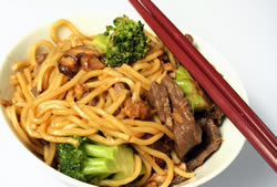 Difference Between Chow Mein And Lo Mein Key Difference  Lo Mein
