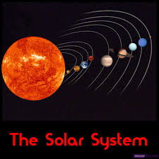 difference between universe and solar system