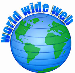 What is the difference between the Internet and World Wide Web