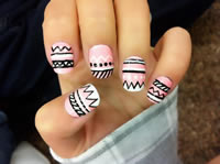 Acrylic nails are artificial nails, which are prepared with the chemical composition of acrylic nail powder. Acrylic nail powder is made up of ...
