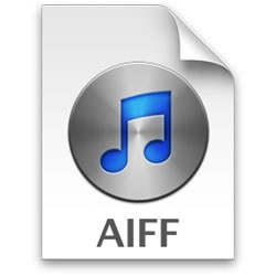 iTunes AIFF 3 Icon 256x256 png