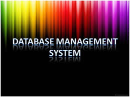 Difference between D.B.A. and D.B.M.S | DBA vs DBMS