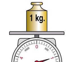 One Kilo Of Mis Equal To 2 2 Lbs Which Basi Y Means That A Kilogram Kg Is 2 2 Times Heavier Than A Pound Lbs One Kilogram Is The Standard Unit