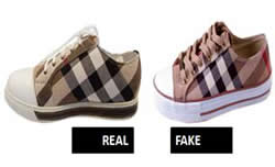 Difference between Real and Fake Burberry   Real vs Fake Burberry 849298480b6