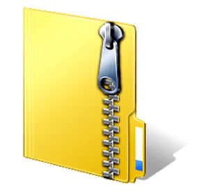 difference between zip and archive zip vs archive