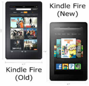kindle fire generations