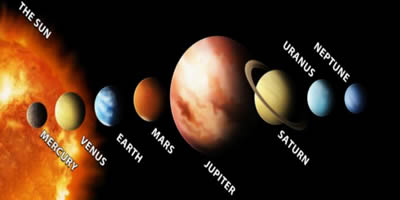 Earth and Other Planets - Pics about space