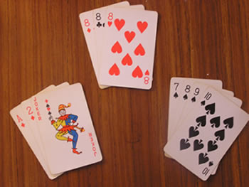 Hearts card game rules jack of diamonds