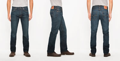 Straight cut vs skinny jeans