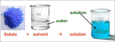 Awesome Dissolution And Solubility Are Related To Each Other, Still There Is A  Subtle Difference Between Them. Dissolution Refers To The Process When  Solute ...