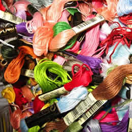 Difference Between Craft Thread And Embroidery Floss Craft Thread