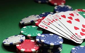 Is betting gambling dream about winning money gambling