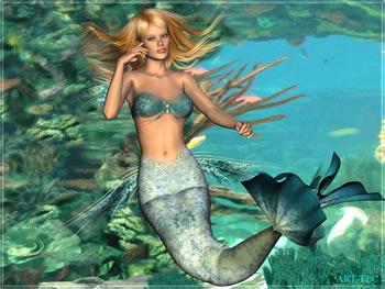 Difference between Mermaid and Siren | Mermaid vs Siren