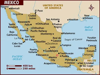 a comparison of the united states of america and mexico Mexico and the united states the rise of mexico america needs to look again at its compare the murder rate and body count of each mexican state against.