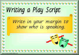 Writing the script for your movie - PowerPoint PPT Presentation