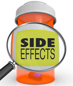 Long term side effects antidepressants