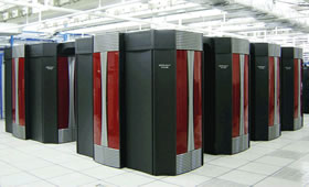 Difference between Supercomputer and Mainframe