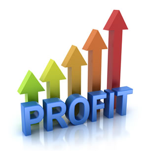 how to find net profit