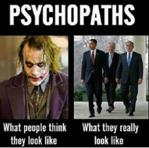 Psychopathic sociopathic personalities