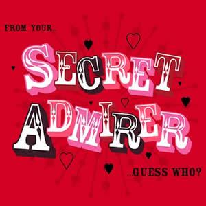 how to make a secret admirer note
