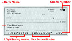 ABA Routing Number | Kings Federal Credit Union