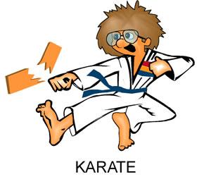 Difference between Karate, Kung Fu and Taekwondo | Karate vs Kung Fu