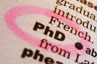 Difference between doctor and phd