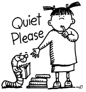 The words quiet and silent are often used interchangeably with one another.  This is only natural, as there only appears a faint difference between the  two ...