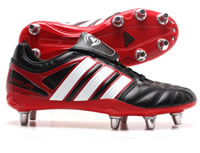 Rugby cleats are molded from leather as fitting is an important factor for  the player. These days durable synthetic is also used for the uppers to  make it ... 91a10d9a6