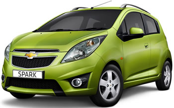 Compare Chevrolet Spark and Hyundai i10 | Chevrolet Spark vs Hyundai