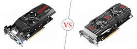 Difference between Asus GTX 650 and 660
