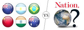 Difference between Country and Nation