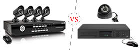Difference between DVR and NVR