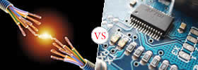 Difference between Electrical and Electronics