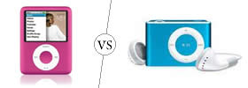Difference between iPod and MP3 Player