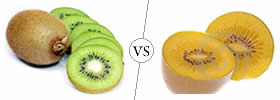 Difference between Kiwi and Golden Kiwi