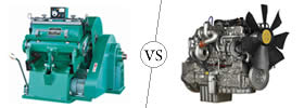 Difference between Machine and Engine