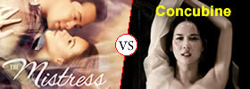 Difference between Mistress and Concubine