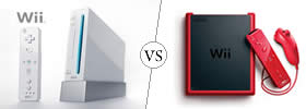 Difference between Nintendo Wii and Wii Mini