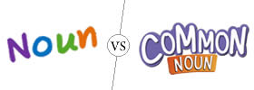 Difference between Noun and Common Noun