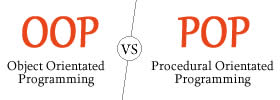 Difference between OOP and POP