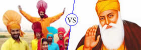 Difference between Punjabi and Sikh