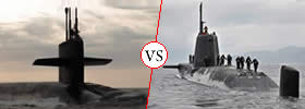 Difference between SSN and SSBN
