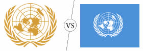 Difference between UN and UNO